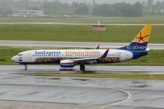 SunExpress Germany Boeing 737-8HX(WL) D-ASXP The El Gouna Shuttle (EK056) Tags: germany airport el gouna shuttle boeing dsseldorf the sunexpress 7378hxwl dasxp