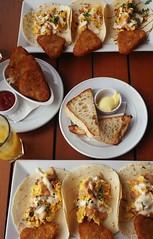 Breakfast tacos (Derryn_NZ) Tags: hashbrowns eggs breakfast scrambled toast breakfasttacos tacos baconandeggs