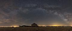 (izaguirrepeter) Tags: nikon nikond610 tokina tokina1628mm gran angular panorama paisaje panoramica hdr via lactea arco