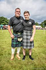 Ben & Mark Johnstone (FotoFling Scotland) Tags: male scotland kilt argyll event wrestler lochlomond highlandgames kilted luss meninkilts markjohnstone scottishwrestlingbond benjohnstone wrestlingbond lusshighlandgames lussgathering
