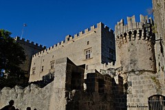 - Rodos island (Eleanna Kounoupa) Tags: castles architecture islands traditional oldbuildings greece oldtown rodos palaces fortresses   historicalcenter  dodecaneseislands    hccity