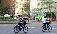 Citybike & Columbus Circle (m.gifford) Tags: nyc usa newyork columbuscircle citybike