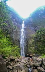 [Hawaii] Hanakapiai Falls (DavidLeeNBA) Tags: falls hanakapiai hawaii kalalautrail kauai