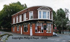 Another for the archives. (philipgmayer) Tags: mountvernon pub liverpool 1000 demolished