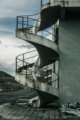 _O7A8917 (AntonyCASAFilms) Tags: urban abandoned monochrome concrete 3d factory belgium exploring plan marshall maze coal escher exploration derelict washing ue urbex