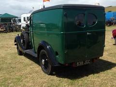 Bedford Van (1933) 1500cc (andreboeni) Tags: commercial van lorry british classic vans fourgon classique fourgons oldtimer retro auto bedford vauxhall
