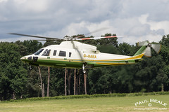 Ascot Heliport 2016 (Paul Beale Photography) Tags: paul photography wings aircraft aviation air ascot harrods civil helicopters races rotating civilian helipad heliport beale sikorsky s76 copyrighted s76c rotory ghara wwwpaulbealephotographycom paulbealerocketmailcom paulbealephotography
