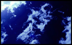 Clouds IX (Josh Rokman) Tags: clouds sky nature outdoors nikond7000 blue bluesky abstract abstractsky abstractclouds