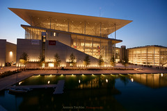 Stavros Niarchos  foundation cultural center (ATSICHLAS (Busy)) Tags: longexposure architecture foundation explore culturalcenter sigma1020mm stavrosniarchos sonya350