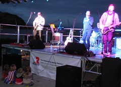 Creme Tangerine Groupies (jiff89) Tags: seattle girls rock tangerine bay dock audience 4 band 4th july creme cover wa tribute fans anacortes fourth refinery padilla 2016