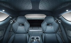 Aston Martins Version of a Family Sedan (testmilesweb) Tags: england english sport sedan hand martin handmade engine s super made rev luxury lux aston sporty exhaust supercars v12 bespoke 500hp rapide foreigncars 060test