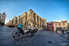 Mezquita de Crdoba (Por ESTEBAN ALEJANDRO) Tags: summer spain tourist andalucia cordoba mezquita hourse
