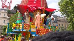 #Hare #Krishna #Iskcon #London 12:35 pm 17.7.16 #rathyatra #Jai #baldev #subhdra #jaggannatha #Ki #HareKrsna50 (dishantbt051) Tags: london hare krishna jai ki iskcon rathyatra baldev subhdra harekrsna50 jaggannatha