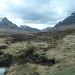 On the road up to Glencoe ! thumbnail