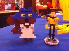 15-min speed build - Captain Kirk (xviloria) Tags: startrek lego secretsquirrel captainkirk speedbuild