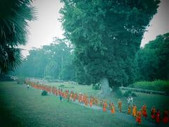 Trip to Cambodia 15 Angkor Wat (sunuq) Tags: trip canon eos cambodia powershot vat angkor 旅行 angkorvat アンコールワット カンボジア モノクロ powershotn