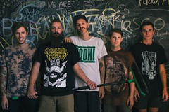 Perth-based hardcore punks Miles Away to release 'Tide' May 5th on Six Feet Under Records (hellhoundmusic) Tags: punk australia hardcore perth milesaway sixfeetunderrecords earshotmedia