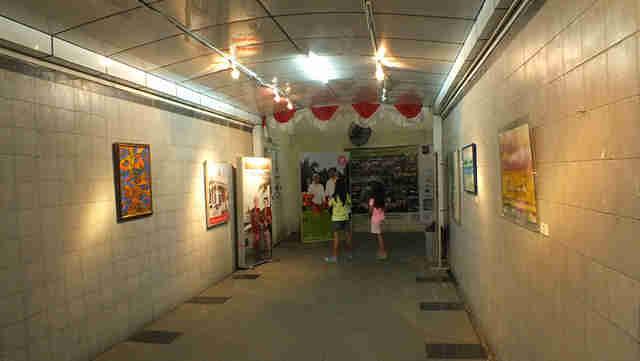 Terowongan Penyeberangan IPB