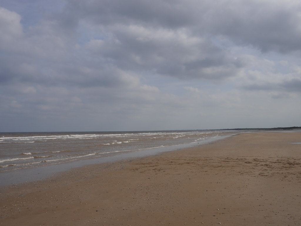 The North Sea Colliding With Yorkshire