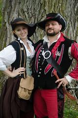 Prom Photos! (Pahz) Tags: fun historical renfaire costuming reenactment renfest garb historicalreenactment janesvillerenaissancefaire pattysmithbrf