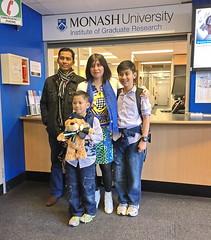 Monash thesis