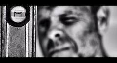 Back to work !!! (CJS*64) Tags: portrait bw me monochrome work 50mm mono blackwhite construction nikon plum level straight dslr build grindstone construct cjs 50mmf18 whiteblack hardatit d3100 nikond3100 craigsunter cjs64