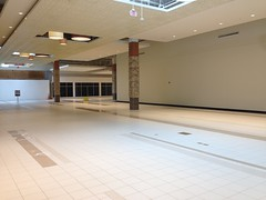 Manassas Mall (Manassas, VA): Expansion Court (batterymillx) Tags: new retail court mall shopping virginia construction alley uptown future target manassas former expansion uptownalley