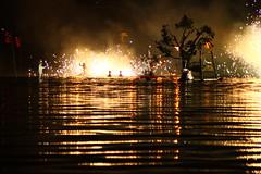 Mtamorphoses Lige (argilaga) Tags: art night canon belgium fireworks 28 135 pentacon liege metamorphoses 135mm