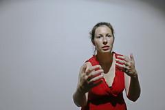 icone - esposizione (Blue Spirit - heart took control) Tags: people art dance icons danza cittadella exibition icone humankind esposizione cacc antidanza dimateria