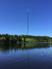 vresetertjern (John & Bente) Tags: tower oslo norway telenor trn nordmarka tryvann frognerseteren vresetertjern