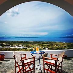 Good morning from Villa Pezoula! Enjoying a wonderful ambience and fantastic views of the Aegean Sea... http://www.bookingsantorini.com #santorini #santorinihotels #islandlife #pezoula #villa #Aegean #sea #landscape #cloudscape #clouds #clouds_of_our_worl (bookingsantorini) Tags: trip travel vacation holiday greek hotel mediterranean aegean traveller santorini greece villa cyclades greekisland travelgreece santorinihotels bookingsantorini