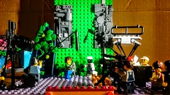 LEGO Action Films! (wesleyobryan) Tags: cinema film set movie actors lego action zombies apocalego