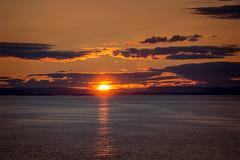 Sonnenaufgang (jmatschy) Tags: sunrise sun sky sonne natur nature himmel morning clouds goodmorning wolken landscape sunset beautiful morgens sunshine meer fog blue sonnenaufgang sonnenuntergang yellow gelb