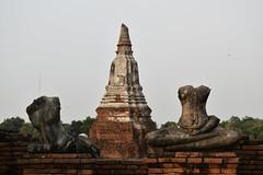 _DSC0342 (lnewman333) Tags: sea river thailand temple seasia southeastasia buddha buddhist unescoworldheritagesite ayuthaya ayutthaya chaophrayariver 1460 watchaiwatthanaram kingprasatthong