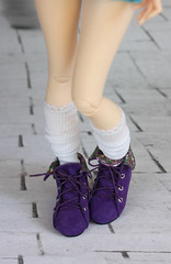 For Minifee- available! (by Hand Dreams) Tags: sewing hand made shoes msd minifee