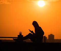 Moscow sunset (dmitry_pimenov) Tags: street city sunset shadow sky people urban orange sun girl beautiful russia moscow streetphotography lifestyle bella citta ragazza  ciello  dmitrypimenov  dipimenov