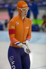 A37W0615 (rieshug 1) Tags: ladies sport skating worldcup groningen isu dames schaatsen speedskating kardinge 1000m eisschnelllauf juniorworldcup knsb sportcentrumkardinge worldcupjunioren kardingeicestadium sportstadiumkardinge