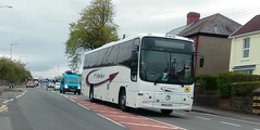 Off To College!! (Woolfie Hills) Tags: college volvo 1st 03 wa choice gorseinon plaxton zfg