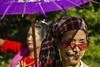 Amenizando el desfile de novicio (guillenperez) Tags: up umbrella dance women asia dress burma buddhist monk buddhism parade desfile disfraz myanmar southeast popa mujeres sombrilla baile monje budismo novice budista sudeste asiatico birmania novicio
