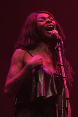 Buika (2015) 02 (KM's Live Music shots) Tags: spain barbican worldmusic flamenco buika lalineafestival