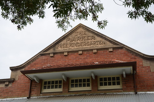 DSC_2907 Barker Free Kindergarten, 197 Tynte Street, North Adelaide