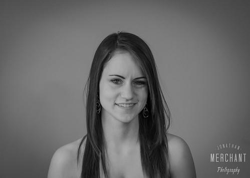 Kaylee - Black & White