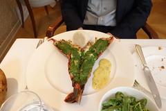 Koffmann's (bellaphon) Tags: food london french cuisine restaurant berkeley knightsbridge lobster wiltonplace koffmanns pierrekoffmann
