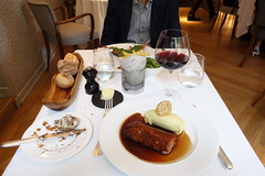 Koffmann's (bellaphon) Tags: food london french cuisine restaurant berkeley place pierre tags knightsbridge wilton pigstrotter koffmann koffmanns