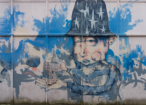 Street Art In Belfast [May 2015]-104638