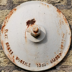 pattress plate (Leo Reynolds) Tags: wall bar masonry tie plate anchor squaredcircle washer reinforcement pattressplate pattress xleol30x sqset117 xxx2015xxx