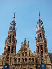 Magna Plaza (Gijlmar) Tags: holland netherlands amsterdam europa europe nederland holanda hollande avrupa amsterdo hollanda pasesbajos  amsterd nederlnderna pasesbaixos     nizozemsko