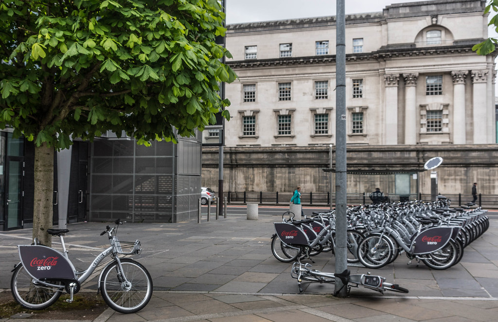 BELFAST BICYCLE SHARE SCHEME [NOW OPERATIONAL] REF-104844
