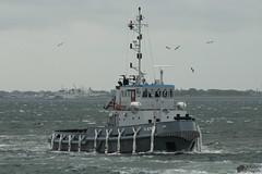 A878 'Gouwe' (Romar Keijser) Tags: marine den tug helder sleepboot 878 marsdiep gouwe a878