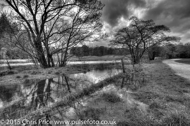 River Bathay near Elterwater